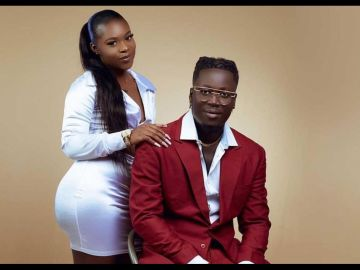 VIDEO: Wisa Greid's Wife, Bella Tee, Believes He'll Never Request For Anal S*x