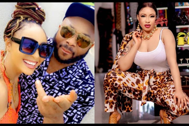 Actress Rosy Meurer Hits Back At Those Bashing Her And Claiming She Snatched Tonto Dike's Husband, Churchill Olakunle