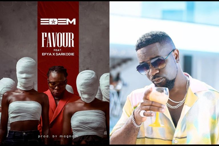 We Think Sarkodie Didn't Show Up For Edem's 'Favour' Video Shoot Because The Song Is Trash
