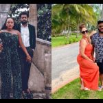 Comedian Basketmouth's Wife, Elsie, Drags Actress Rosy Meurer For Getting Married To Tonto Dike's Husband, Churchill