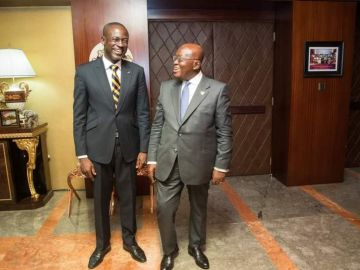 Eugene Arhin's Numerous Properties Acquired In Just 4 Years Under Akufo-Addo Shock Hungry Ghanaians
