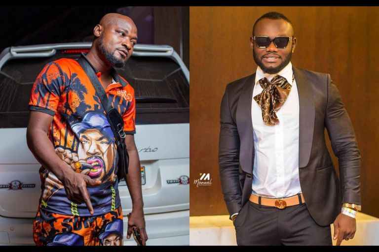 Funny Face Goes Haywire And Threatens To Release Prince David Osei's Secrets