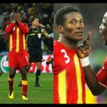 Asamoah Gyan Fumes After Joy FM Reminded Him Of The 2010 World Cup Penalty Miss Against Uruguay