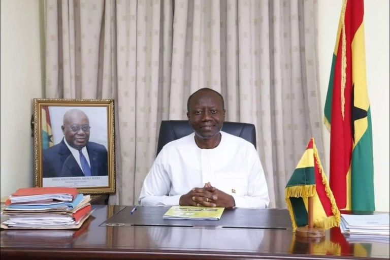 CONFIRMED: Finance Minister Designate, Ken Ofori-Atta, Is Not DEAD