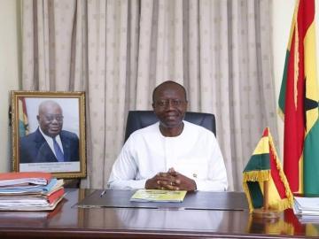 CONFIRMED: Finance Minister Designate, Ken Ofori-Atta, Is Not DEAD