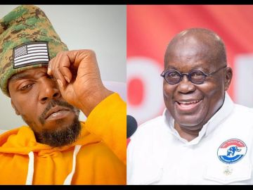 VIDEO: Kwaw Kese Praises President Akufo-Addo For Kicking Against The Legalization Of Homosexuality In Ghana