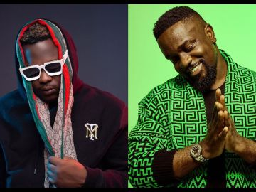 VIDEO: Medikal Admits That He's Nowhere Near Sarkodie And Might Never Reach His Level In Music