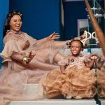 VIDEO: Nana Ama Mcbrown Throws Party For Baby Maxin On Her 2nd Birthday