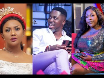 Slay Queen Mona Gucci Says She'll Shake Tables And Release Deep Secrets Of Nana Ama Mcbrown And Kwame A-Plus?