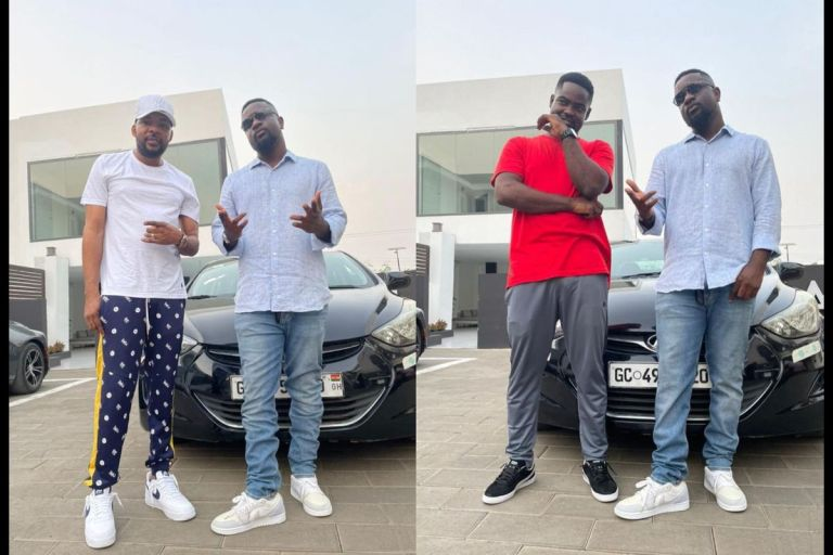 VIDEO: CEO Of 4Syte, Ignace Heho, Gifts His Production Manager A Brand New Car As Birthday Present