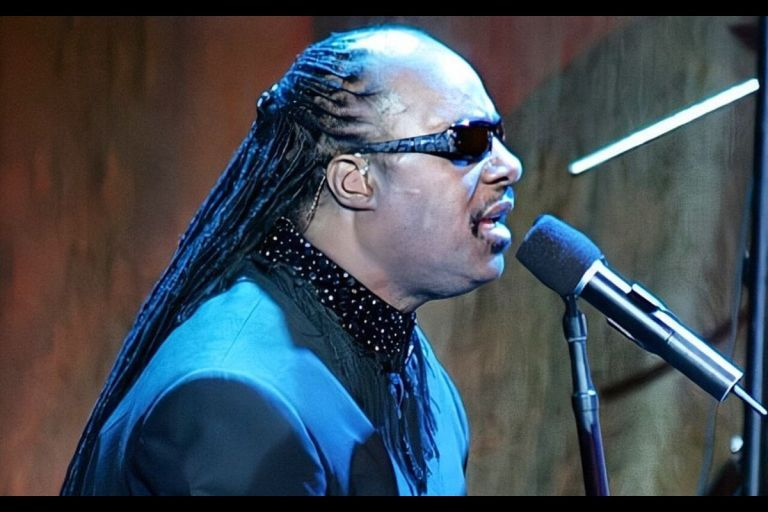 VIDEO: Legendary Stevie Wonder Says He's Relocating To Ghana