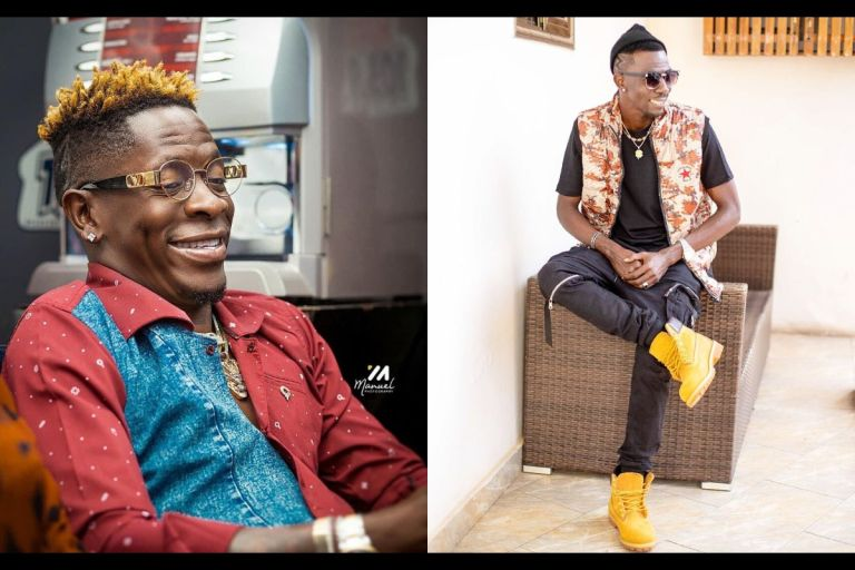 VIDEO: Joint 77, Looking Like A Weed Addict On TV, Says Shatta Wale Is A Comedian