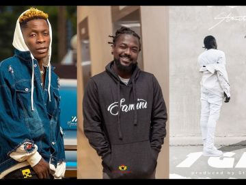 """I Did It On My All By Myself Without A NAM1"" - Samini Jabs Shatta Wale And Stonebwoy"