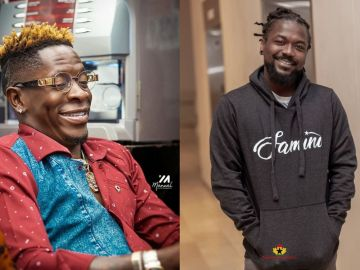 Beef Alert: Shatta Wale Savagely Replies Samini And Dares Him To Drop A Diss Track For Him
