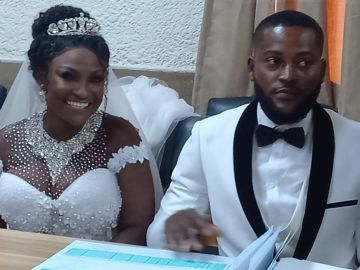Ghanaian Lady Who Was In A Relationship With Abena Moet's Husband Reveals How He Played Her And Got Married