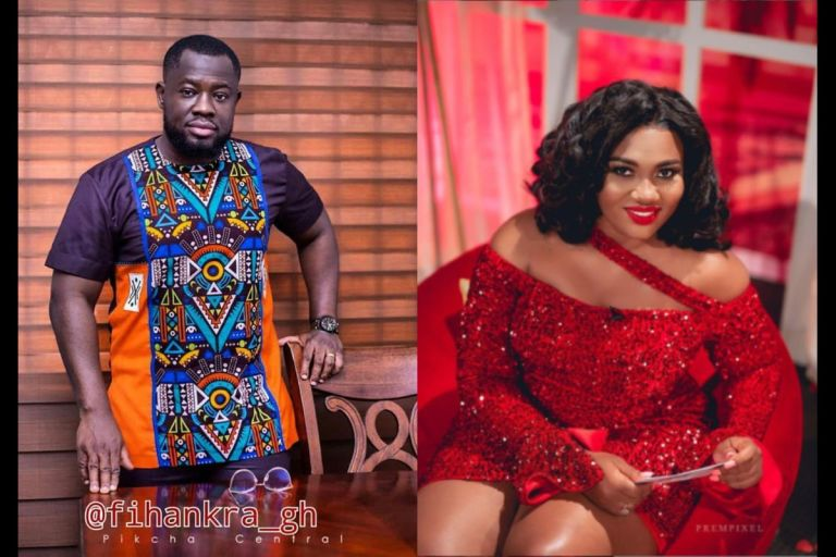 VIDEO: Abena Korkor Addo Blasts Giovani Caleb For Denying On Live Television That He Slept With Her