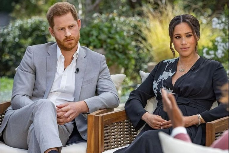 VIDEO: There're Concerns About How Dark My Son's Skin Will Be When He's Born - Meghan Markle Sadly Reveals