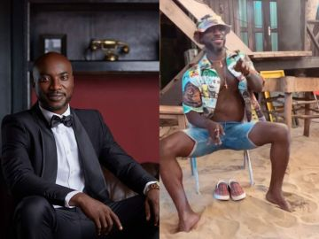 Kwabena Kwabena Polishes Up And Looks Dapper In A Suit And Bowtie After A Video Of Him Dancing And Looking Like A Madman Online Hit Online