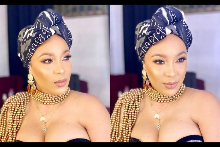 Nikki Samonas Has Taken A Job At One Of The Struggling Television Stations In Ghana - Hunger is REAL