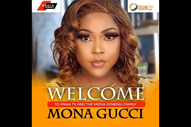 Media General Probably Wants To Tell Mona Gucci That TV3 Isn't For Glorified Prostitutes And Liars As They've Kicked Her To 'Struggling' Onua TV
