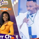Prophet Nigel Gaisie Appears On StarrChat With Nana Aba Anamoah After His Attempt To Bang Her Failed