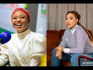 Tonto Dikeh Says Akuapem Poloo Does Not Deserve To Be In Jail - Asks Nigerians To Sign #FreeAkuapemPoloo Petition