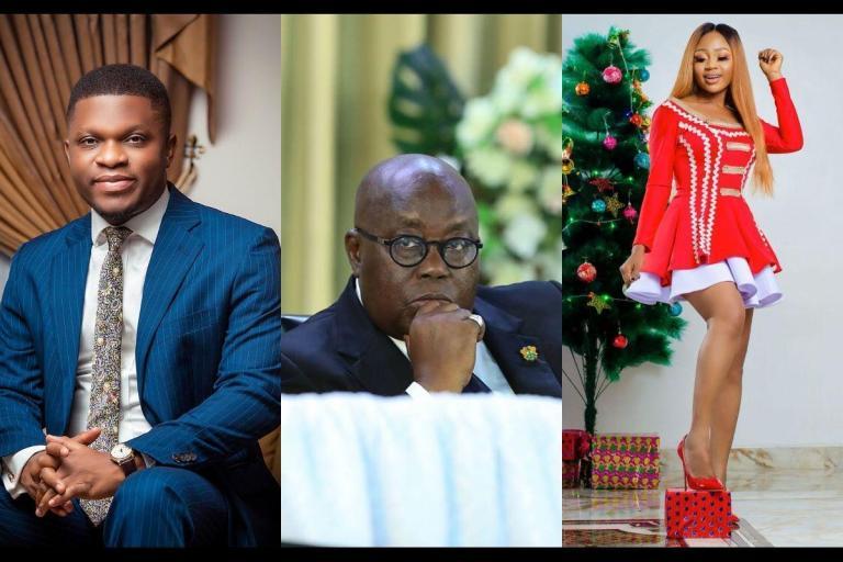 Sammy Gyamfi Calls On President Akufo-Addo To Pardon Akuapem Poloo - Says Her Sentence Is Too Harsh