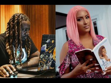 From Chris Brown To T-Pain? What Was Juliet Ibrahim Looking For In American Rapper, T-Pain's DM? - For The D***k Or What Exactly?