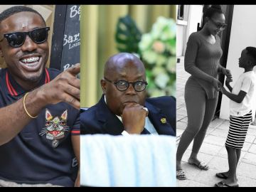 Criss Waddle Begs President Akufo-Addo To Pardon Akuapem Poloo