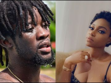 VIDEO: Worlasi Says He And Yvonne Nelson Are Working Mates And Not Fvcking Mates