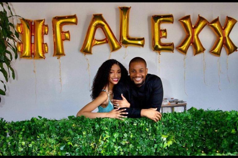 PHOTOS: Nollywood Actor, Alexx Ekubo, Proposes To His Girlfriend