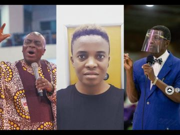 """""""I Reject Heaven If That's Where Pastor Adeboye, David Oyedepo Will Go After Death"""" – Sex therapist, Angela Nwosu"""