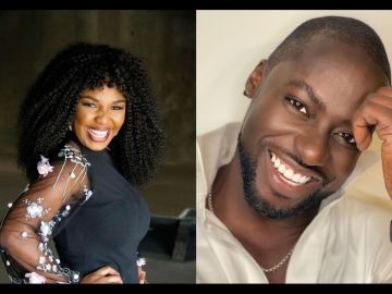 VIDEO: Chris Attoh Secretly Ties The Knot To His Investor Girlfriend, Chinecherem Eze In The United States