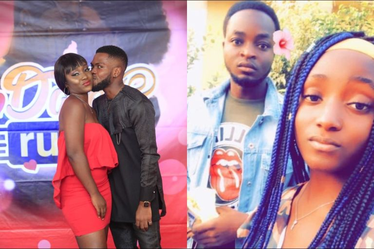 Photos Of Jennifer With Her Serious Boyfriend Hit Online After She Got A Date On TV3 Date Rush