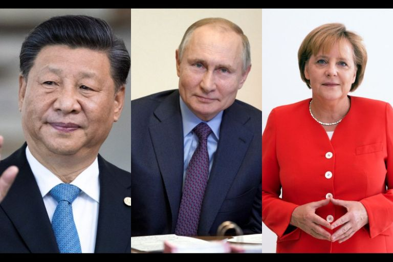 15 Most Powerful People In The World 2021 - Full List