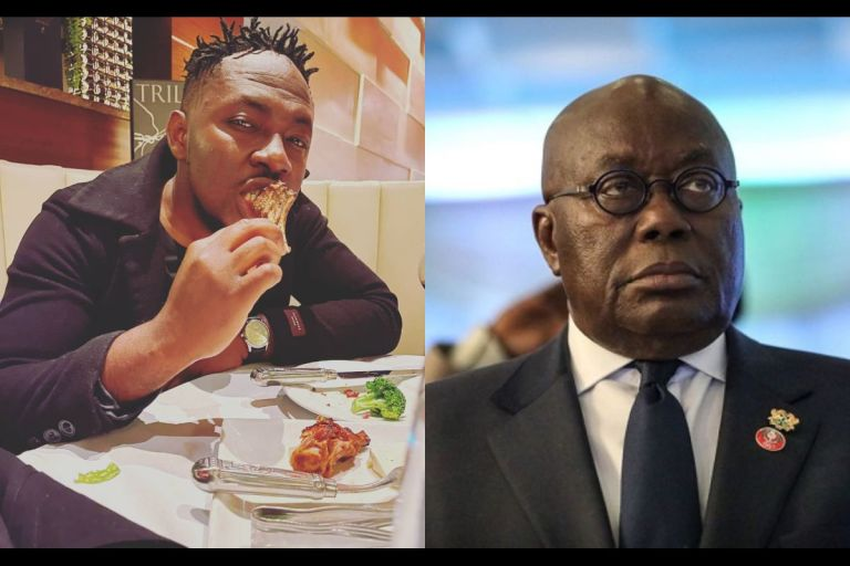 Choirmaster Shades President Akufo Addo - Says He Cannot Fix The Country