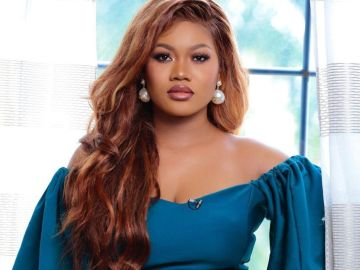 PHOTO: Social Media Users Scared For Sandra Ababio's Life After Flaunting Her 'Rotten' Tattoo