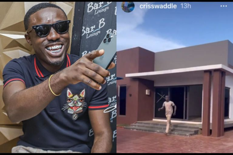 VIDEO: Criss Waddle Takes His Fans On A Virtual Tour To His Yet-to-be-completed Real Estate