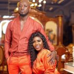 Our Marriage Is Unsinkable - Victoria Lebene Celebrates 2 Years Marriage Anniversary Despite Her Husband L***king Another Woman's Pxxy