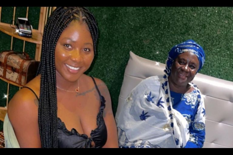 """VIDEO: Salma Mumin's Muslim Mom Complains About Her """"Tiny Dress"""""""