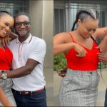 """""""Love Wins"""" - Christabel Ekeh Happily Says As She Drops Photos Of Her Supposed Boyfriend"""