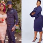 Victoria Lebene Pretends To Be Happy Over Her Husband L***king Abena Korkor's Pxxy As She Reacts To The Disgrace On Instagram