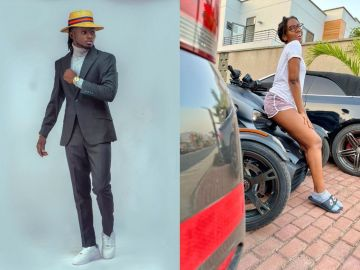 MzVee And Kuami Eugene Have Unfollowed Each Other On Instagram