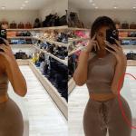 PHOTOS: Khloe Kardashian Dragged On Social Media For Photoshopping Her Photo To Appear Curvier Like Kim Kardashian