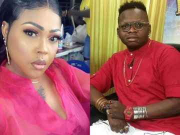 VIDEO: Nana Tonardo Exposes Mona Gucci - Says He's Been Friends With Her For 5 Years But Knows Nothing About Her Law School