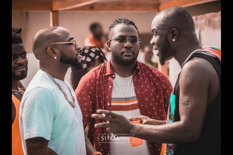 Sad As Last Video Of Davido's Aide, Obama DMW, Before His Dead Surfaces Online