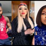 'You Are Classless' - Bobrisky Shades Ka3na For Calling Praise A 5 Seconds Man