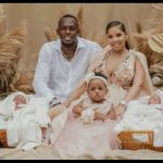 Usain Bolt Drops A Stunning Photo Of Himself, His Baby Mama And Their 3 Adorable Kids