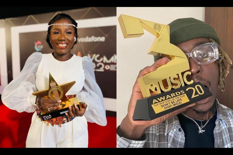 3Music Awards Labelled As 'Music Video Awards' After Organizers Of VGMA Put Up A Spectacular Live Awards Show