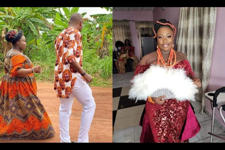Social Media Feminists Shocked As Their Loudmouthed Leader, Nkechi Bianze, Ditches Feminism And Secretly Ties The Knot
